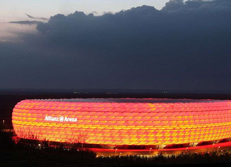 Hotel Munchen Nahe Allianz Arena